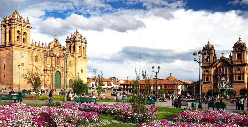 Cusco City Tour Half Day