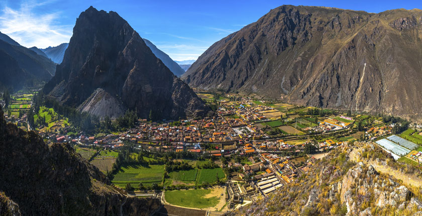 Sacred Valley with Maras and Moray Tour