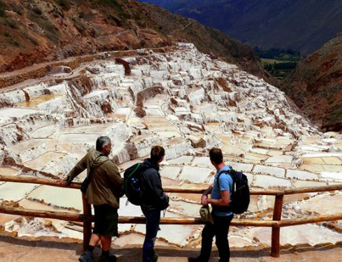 Moray Maras Salt Mines and Machu Picchu