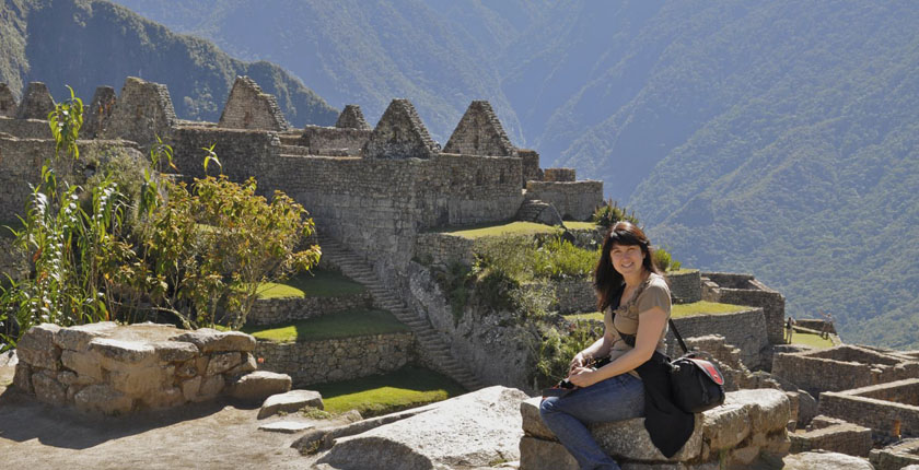Moray Maras Salt Mines and Machu Picchu