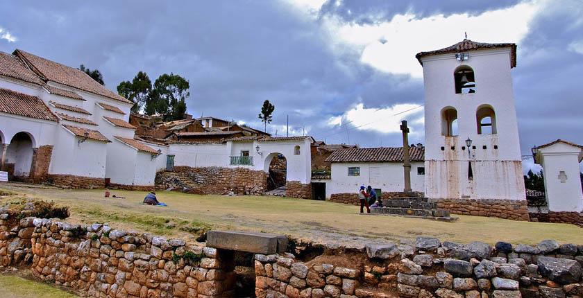 Chinchero, Maras salt mines and Moray Tour