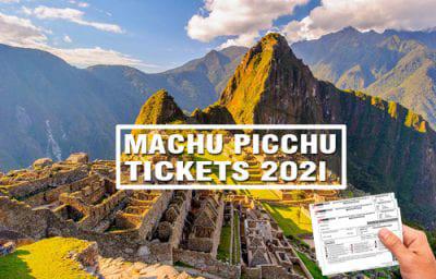Book Machu Picchu Tickets